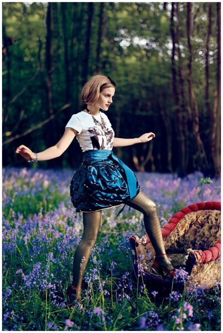 Emma Watson by Norman Jean Roy 2010