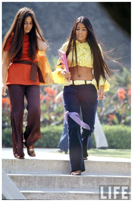 High School Fashion 1969 Arthur Schatz e