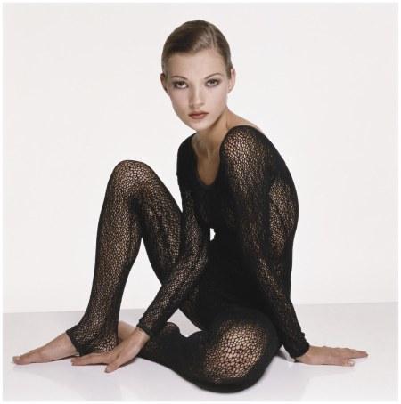 Kate Moss Photo Terry O'Neill (1995)