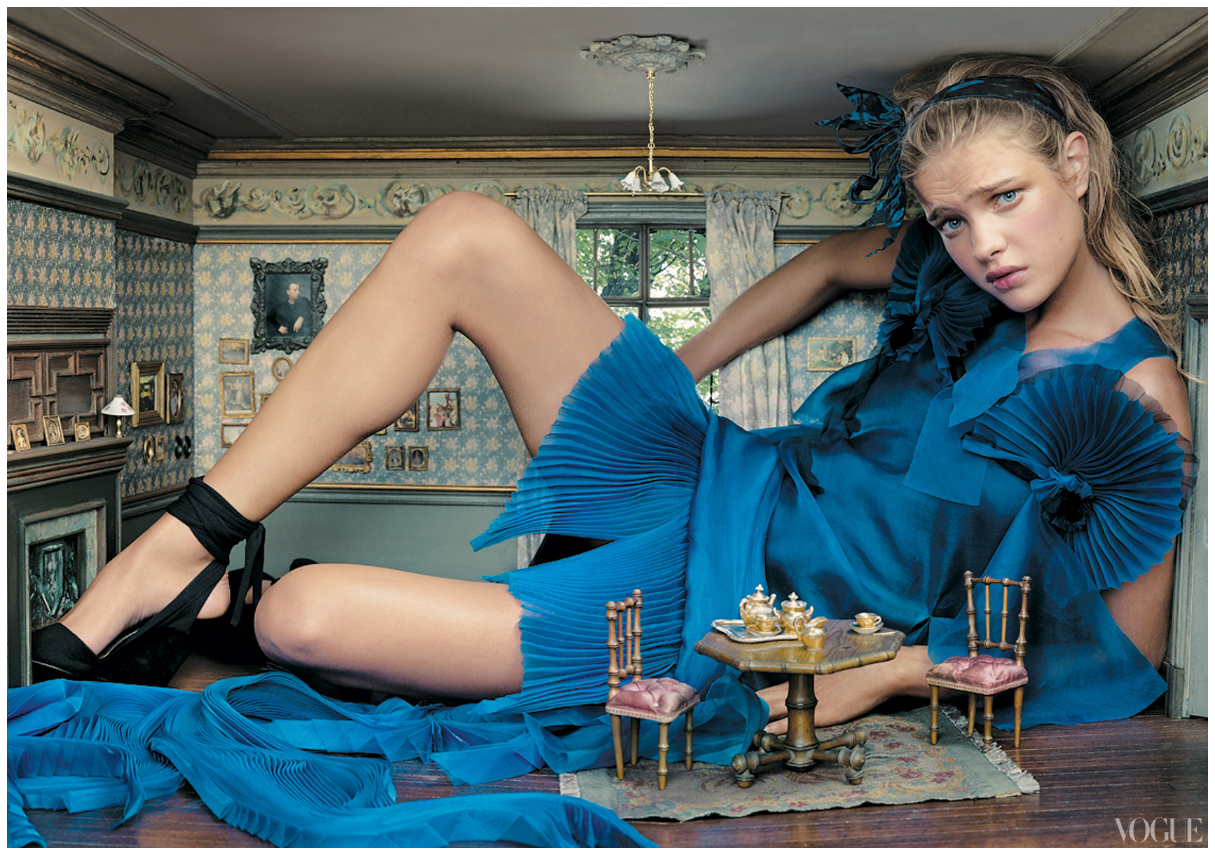 Hacked Natalia Vodianova nude (17 photo), Sexy, Is a cute, Feet, panties 2020