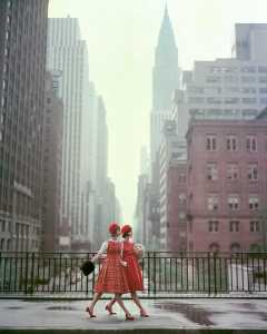 New York City Girls 1958 Sante Forlano