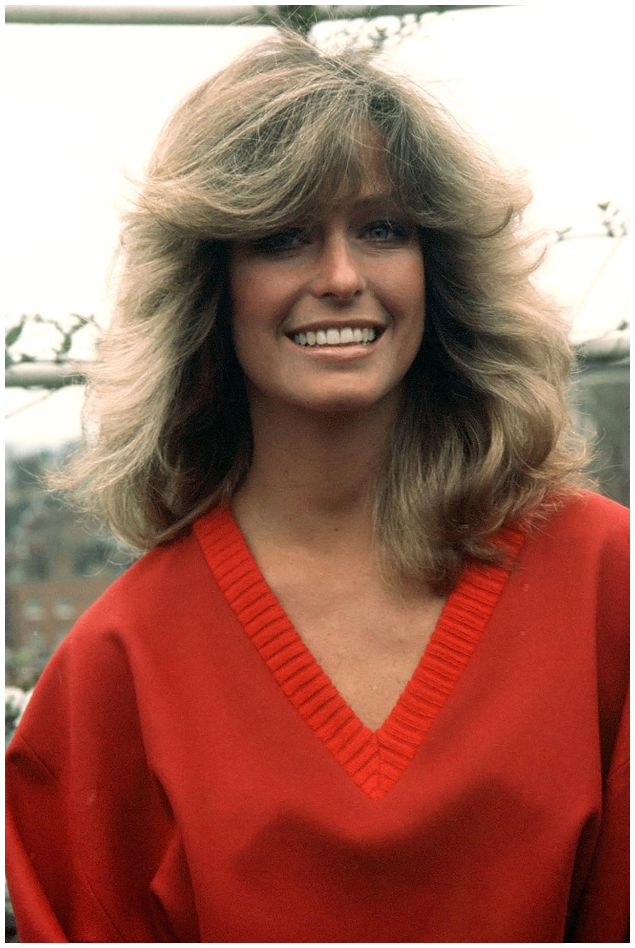 Farrah Fawcett | © Pleasurephoto