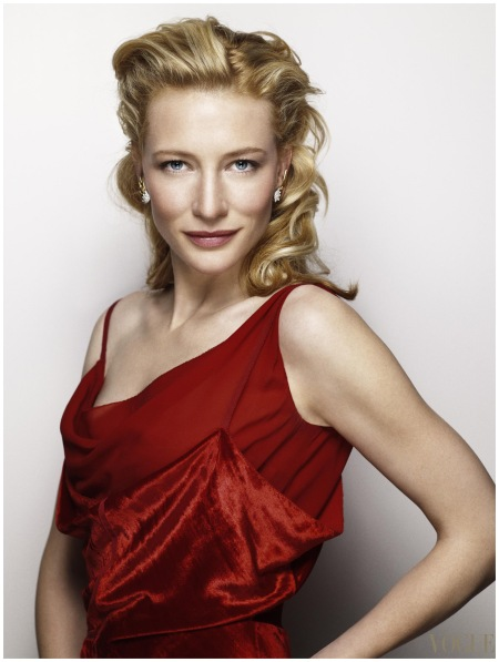 Cate Blanchett by Regan Cameron for InStyle Magazine, 2006 d
