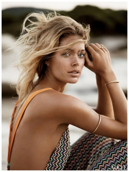 Doutzen Kroes Vogue Jan 2013 Photo Josh Olins 2b
