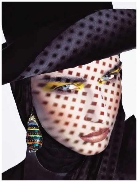 Eugenia Volodina by Richard Burbridge-beauty 2008