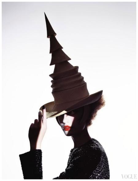 Eugenia Volodina by Richard Burbridge-beauty