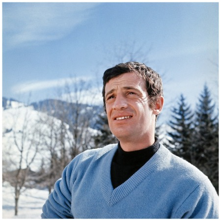 Jean-Paul Belmondo, one of France's biggest screen