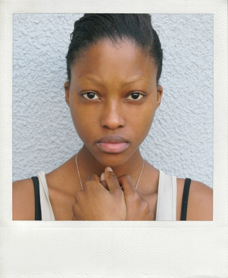 Nyasha Matonhodze Agency Polaroid
