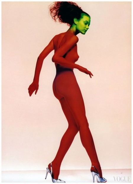 Photo Nick Knight VOGUE GB 1995