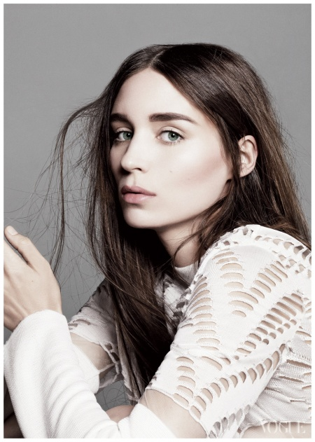 Photo Rooney Mara Photo David Sims Beyond the Pale