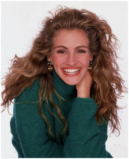 Julia Roberts Photo Jaques Malignon 1989 c