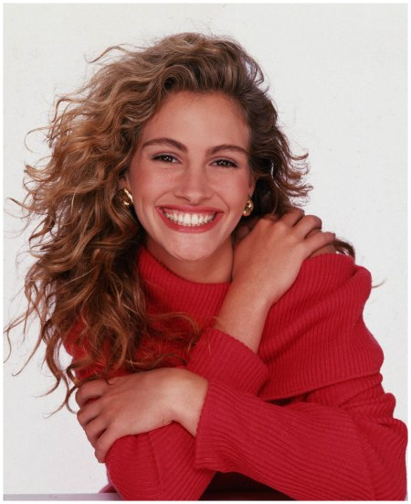 Julia Roberts Photo Jaques Malignon 1989