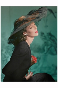 Loretta Young, New York, 1941 Photo Horst P. Horst