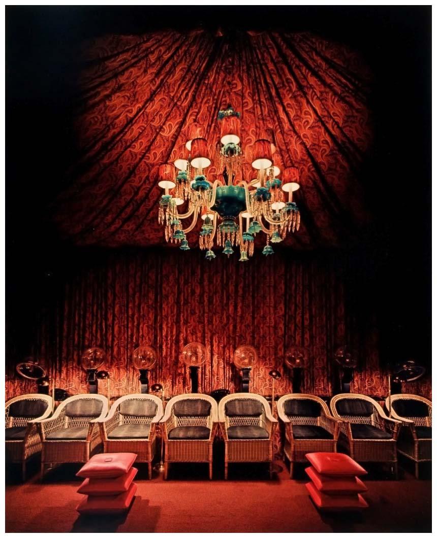 Beauty By Aurthi New York New York: Beauty Palace, New York, 1963