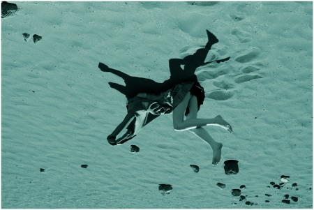 "© Viviane Sassen, ""In bloom"" (for Dazed & Confused Magazine, 2011)"