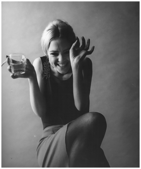 Edie Sedgwick, 1966 Photo Jerry Schatzberg