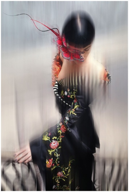 Isabella Blow Nick Knight
