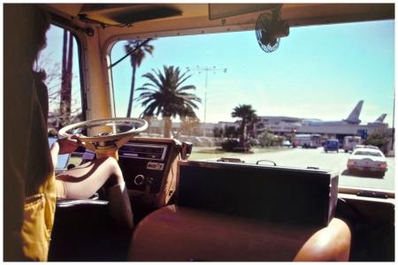 Joel Meyerowitz Los Angeles Airport, California- 1976 b