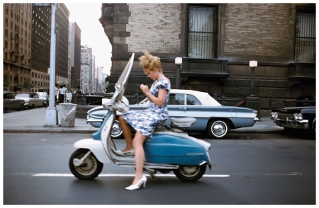 New York City, 1965 - Joel Meyerowitz