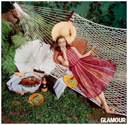 P Photo Richard Rutledge June 1956 Glamour