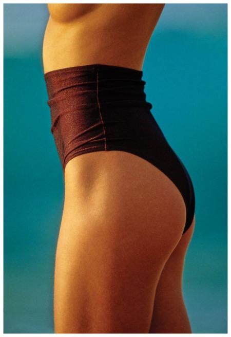 Photo Hans Feurer From Elle France, 1992 b