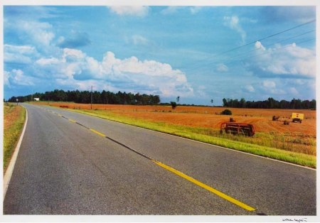Untitled (Road with yellow lines), 1976:2011