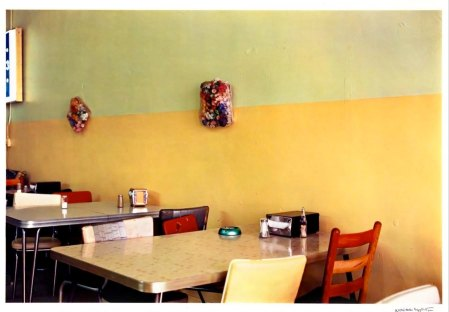 Untitled (Yellow café), 1976:2011