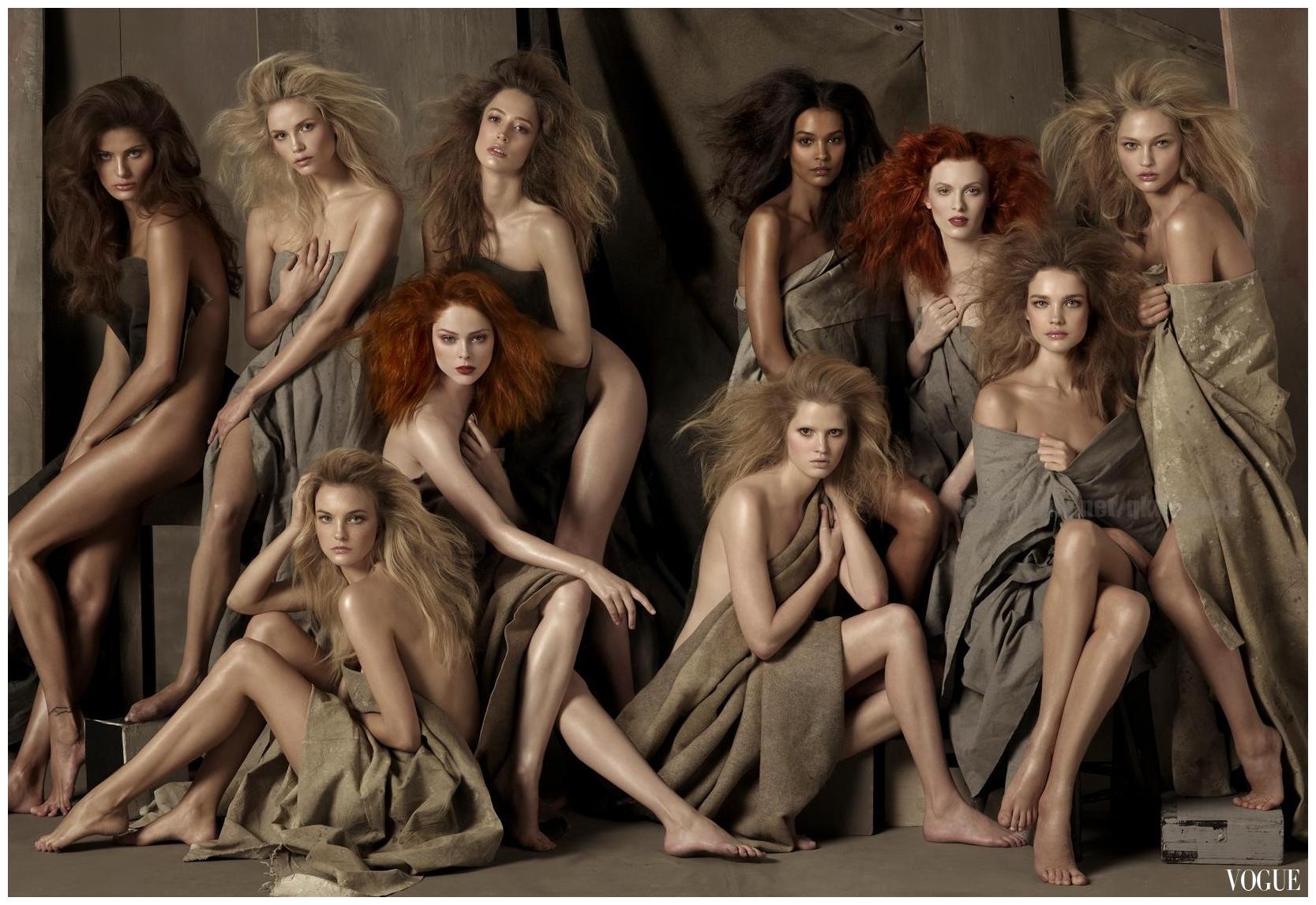 все как женщины разные голые что огромное