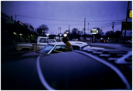 William Eggleston from Chrome 69-74 b