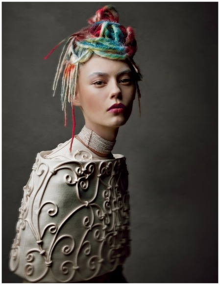 %22The Icing On The Cake%22 W May 2013 Photo Patrick Demarchelier Ondria Hardin o