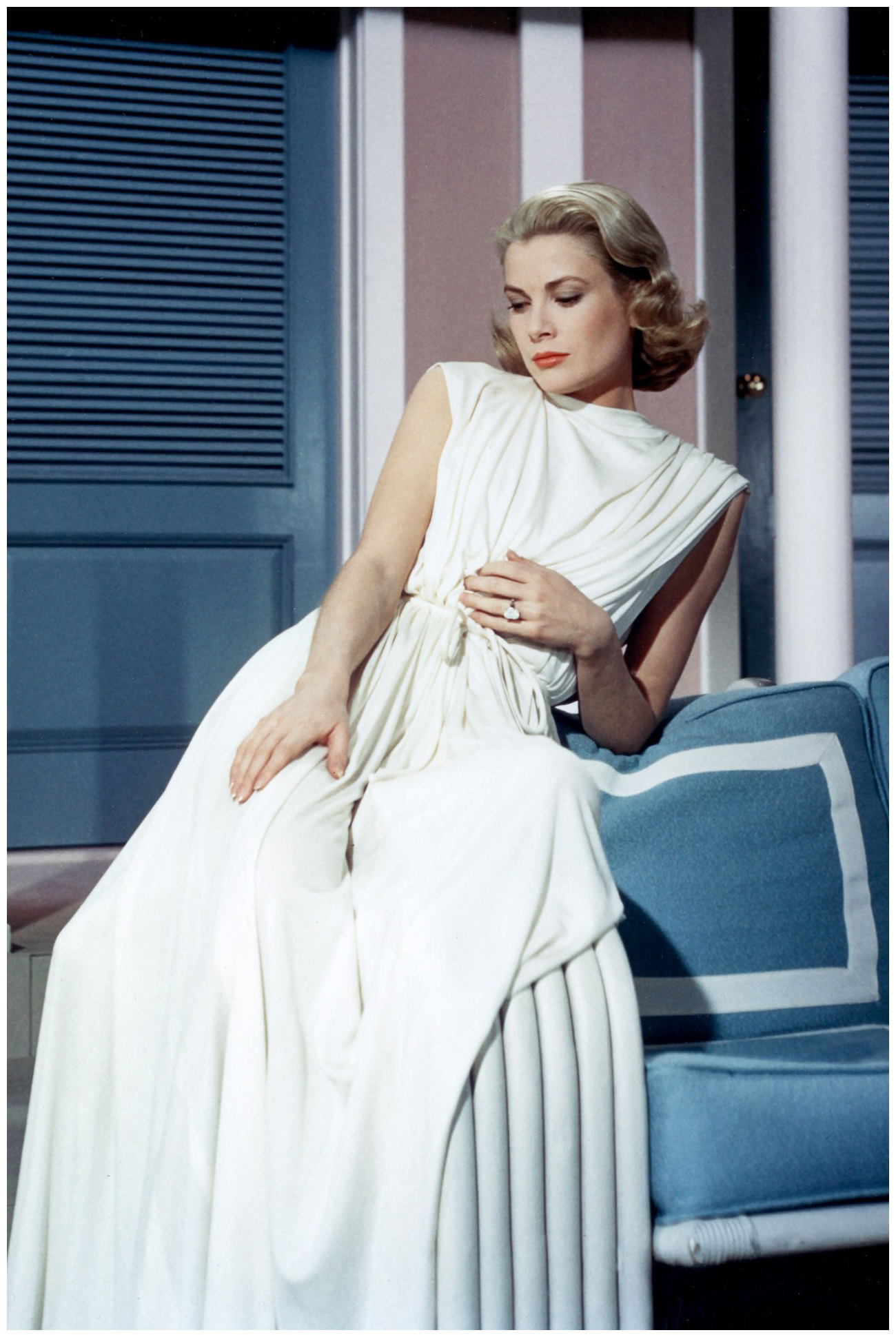 Grace kelly 1956 film high society pleasurephoto for Grace kelly fenetre sur cour