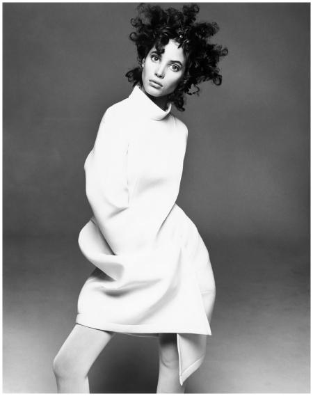 Comme des Garcons (1986) Photographer Steven Meisel