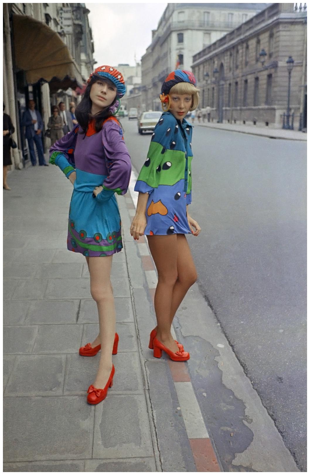 Disco Clothes, Circa 1970