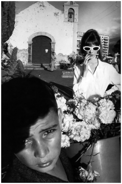 Jean Shrimpton amazing Jean Shrimpton Mexico, Vogue January 1963 (unpublished) © David Bailey