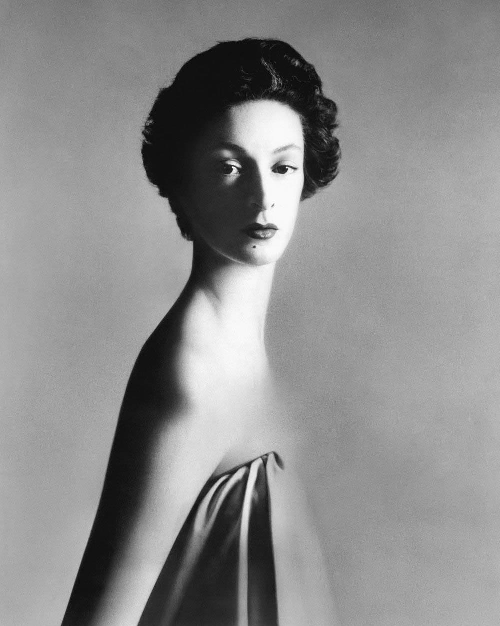Marella Agnelli, New York, December 16, 1953