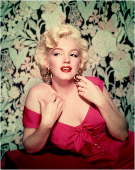 Marilyn Monroe (1926 - 1962), circa 1952. (Photo by Nickolas Muray-George Eastman House-Getty Images)