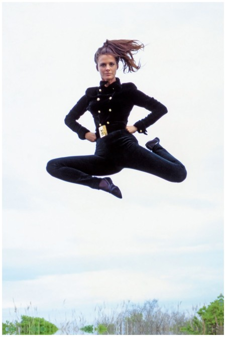 Ralph Lauren - Vogue - Conde Nast Publications Photo Arthur Elgort 1991