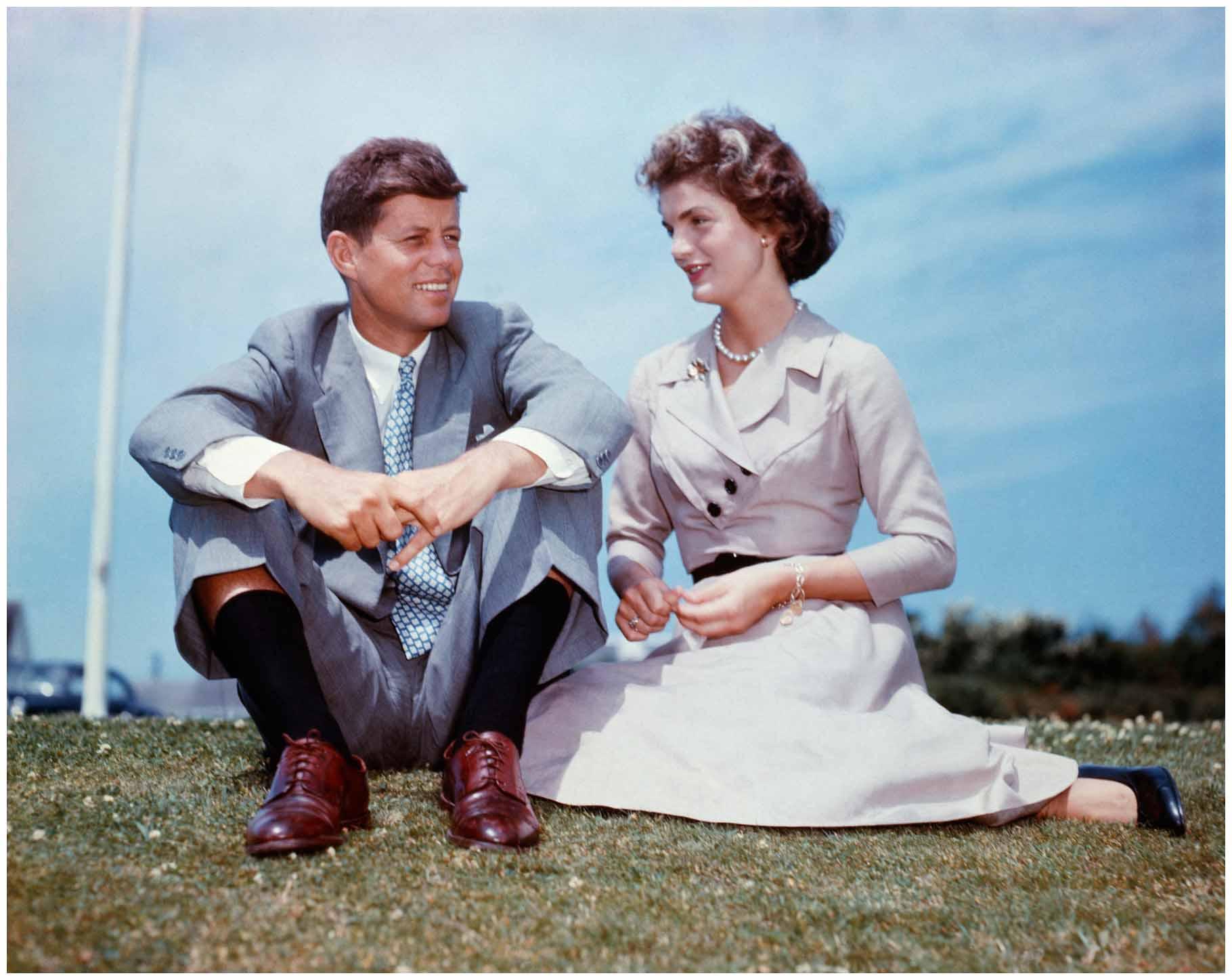 At John F. Kennedy's family home   © Pleasurephoto Carlisle Machusetts Homes Turkel Design on