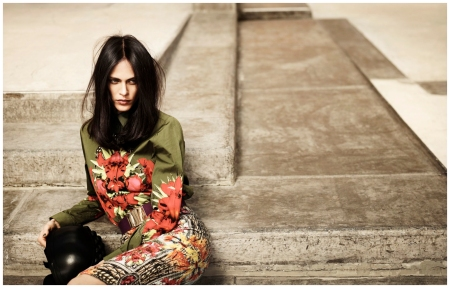 Aymeline Valade by Jan Welters for Antidote magazine S:S 2012 a
