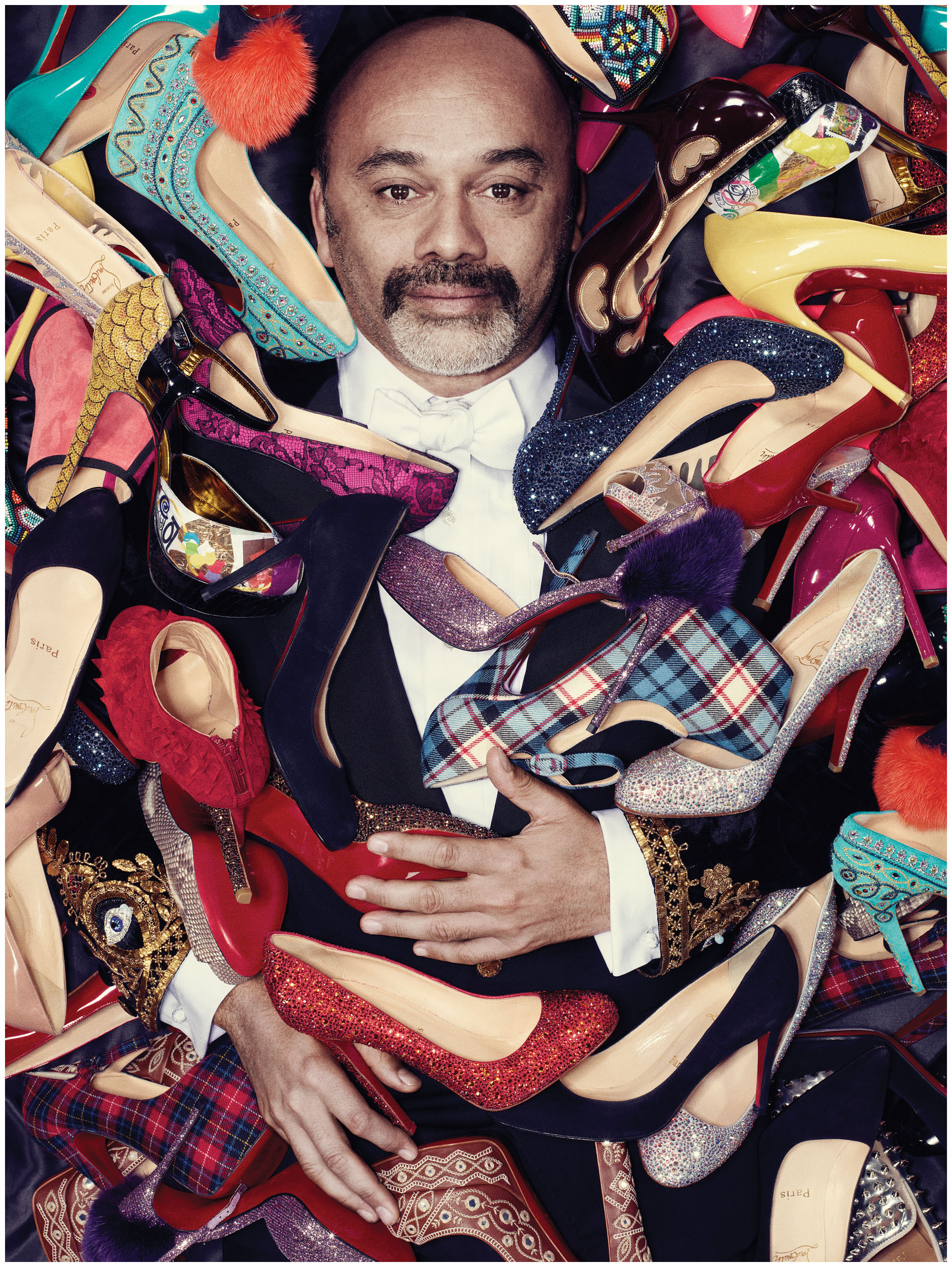 christian louboutin interview vogue