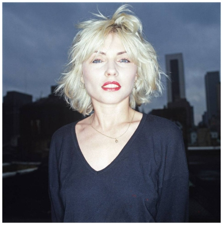 Debbie Harry, 1979 Photo Edo Bertglio