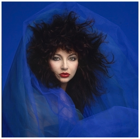 Photo Clive Arrowsmith Kate Bush