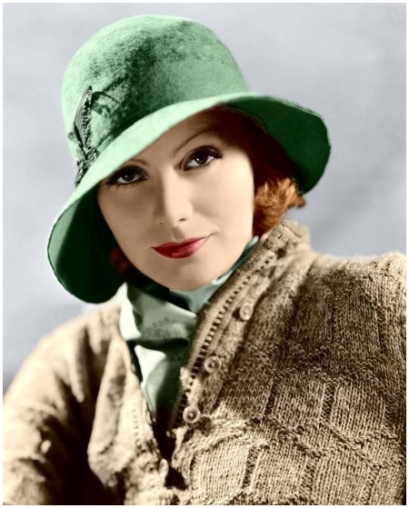 Garbo, Greta (A Woman of Affairs)
