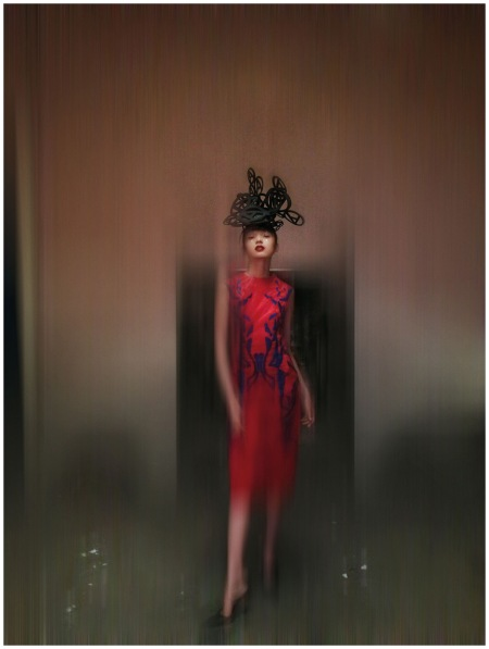 Nick Knight, on Capturing the Spirit of Isabella Blow  bnm