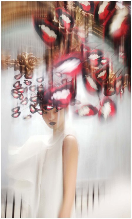 Nick Knight, on Capturing the Spirit of Isabella Blow g