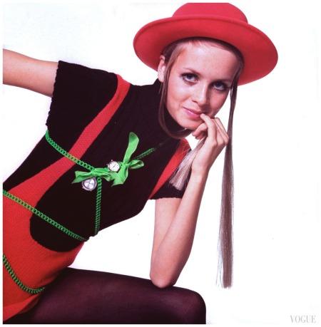 Bert Stern, Vogue, November 15, 1967
