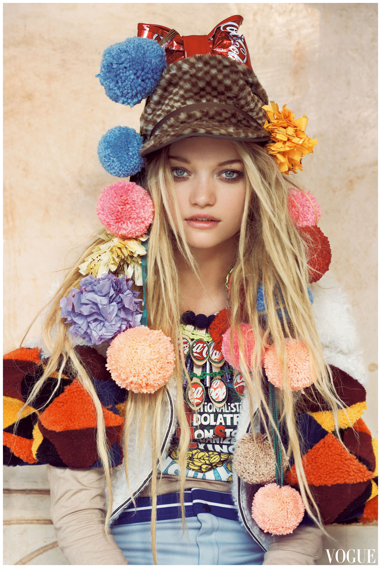 Gemma Ward Vogue – 2007