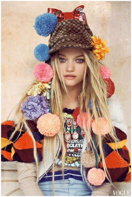 Gemma Ward Vogue - 2007 - September - Photo Patrick Demarchelier c