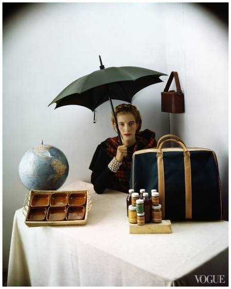 Photographed by Irving Penn, Vogue, November 15, 1944