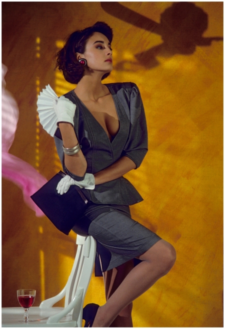1985, Paris, for Figaro Madame (b)